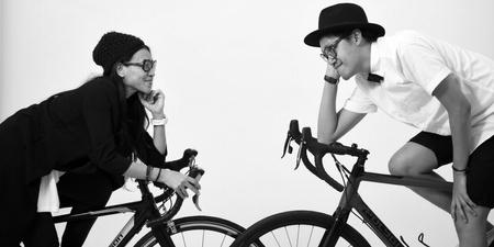 Folk duo Endah N Rhesa will go on a bike tour to Indonesian cities