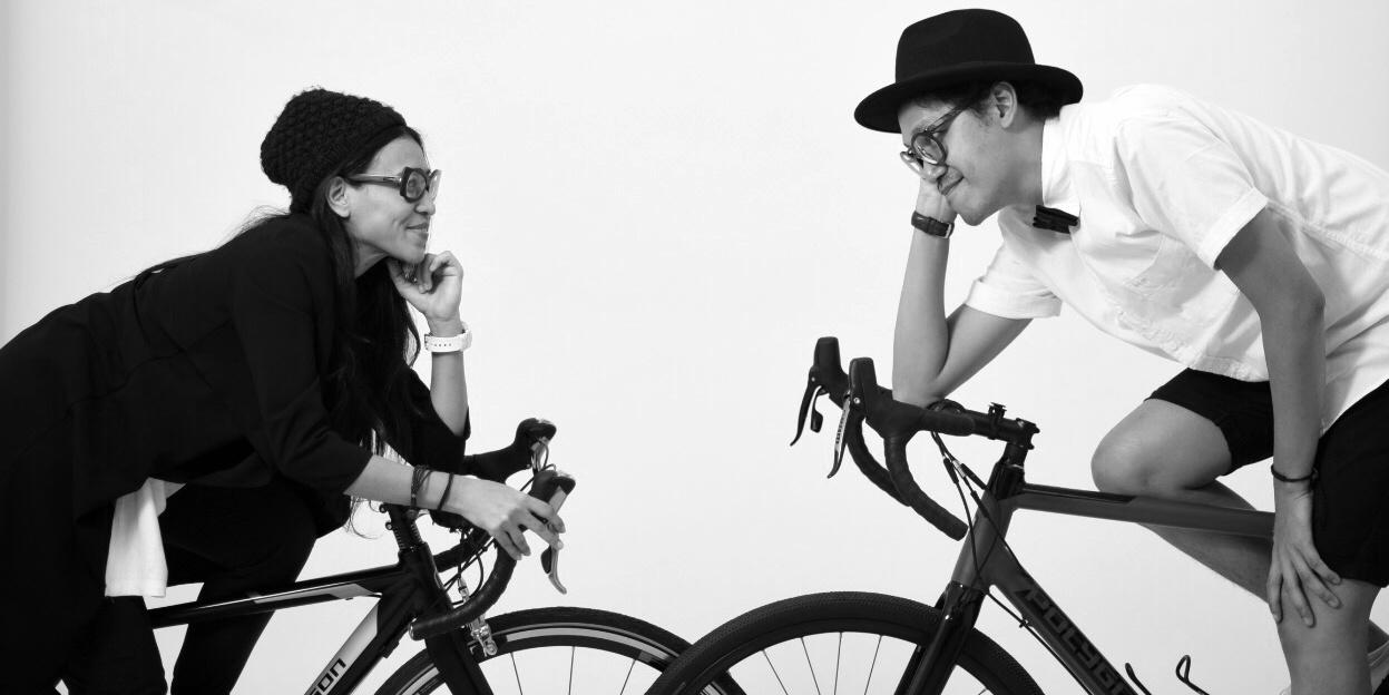 Folk duo Endah N Rhesa will go on a bike tour to Indonesian cities