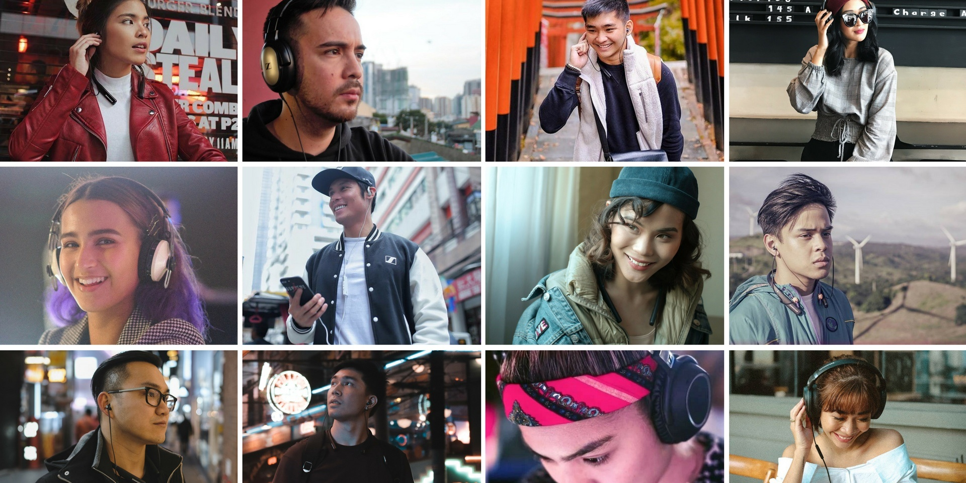 Experience music in Germany with the Sennheiser Sound Heroes - contest