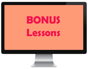 Bonus emarketing lessons