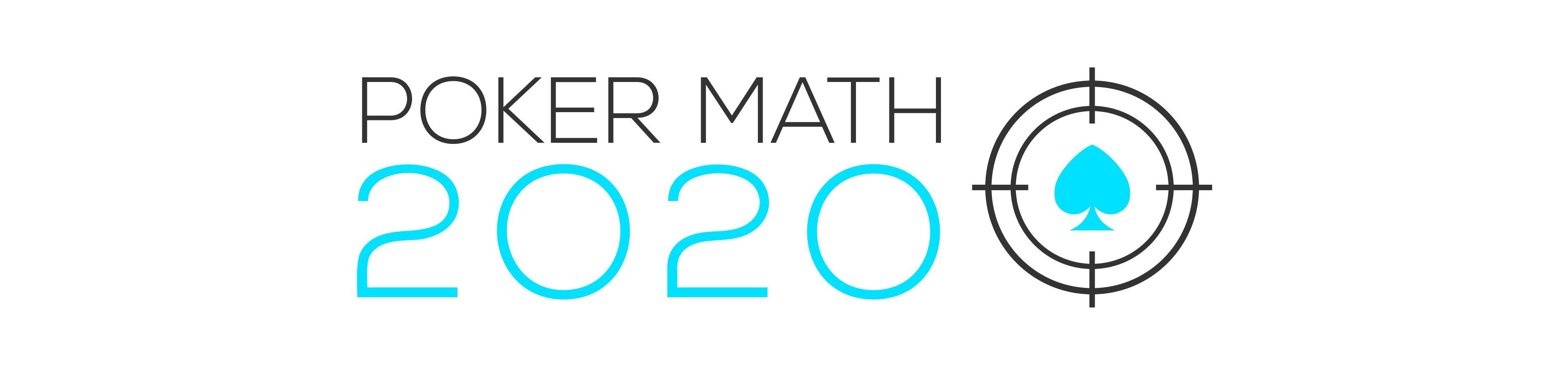 Poker Math 2020 - Pre-flop Principles