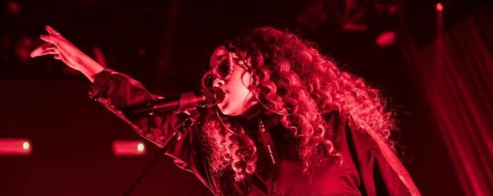 H.E.R. The Lights On Tour in Singapore