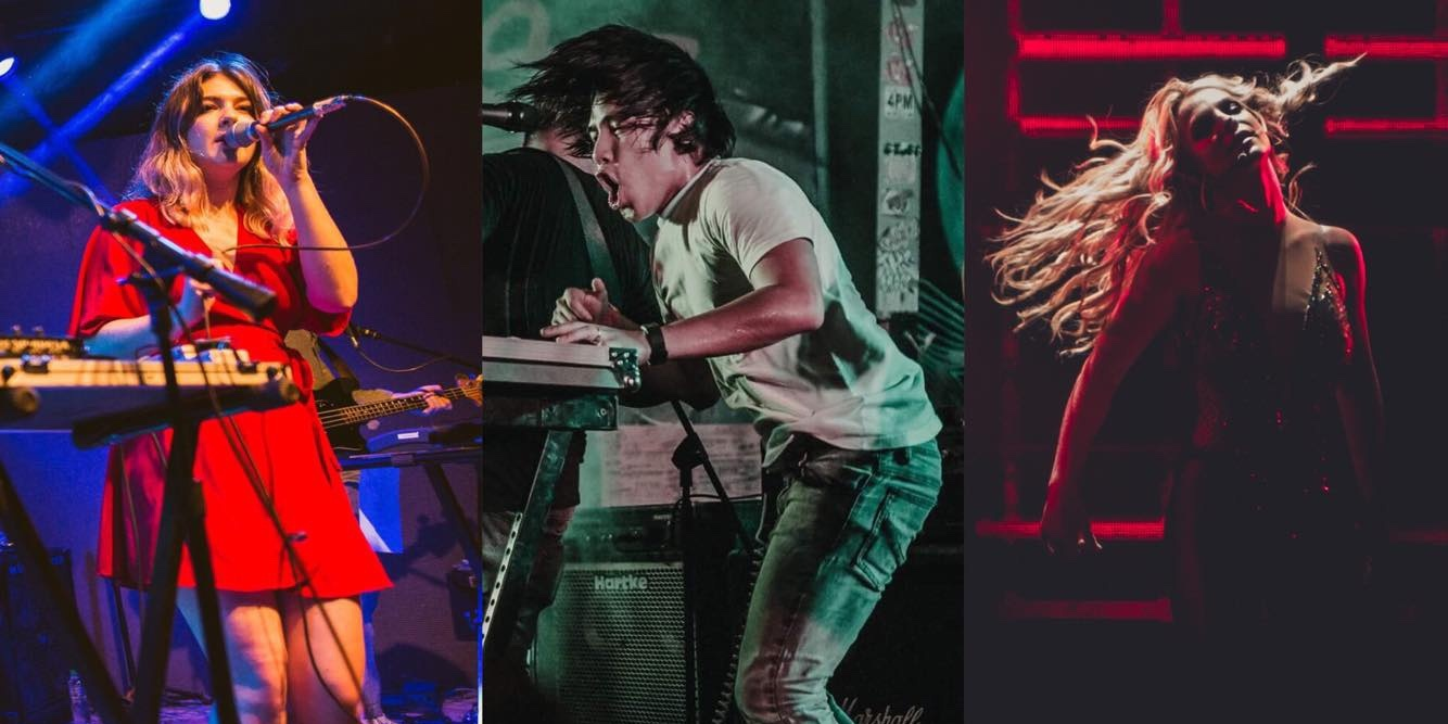 2017's Best Music Moments as chosen by live music photographers