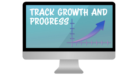 track pinterest growth