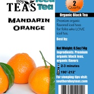 Mandarin Orange from Southern Boy Teas