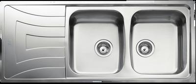 Universo Kjøkkenvask UNI200D-WT