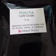 Matcha Cafe Grade from Indigo Tea Company