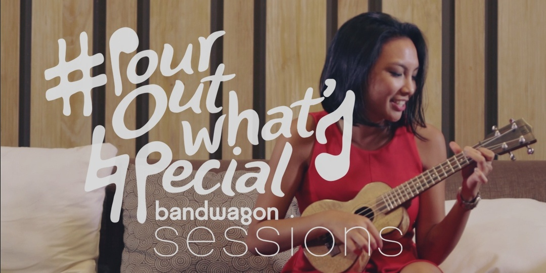 "WATCH: The Ransom Collective's Leah Halili performs ""Lost Girl"" in our first episode of Pour Out What's Special x Bandwagon Sessions"