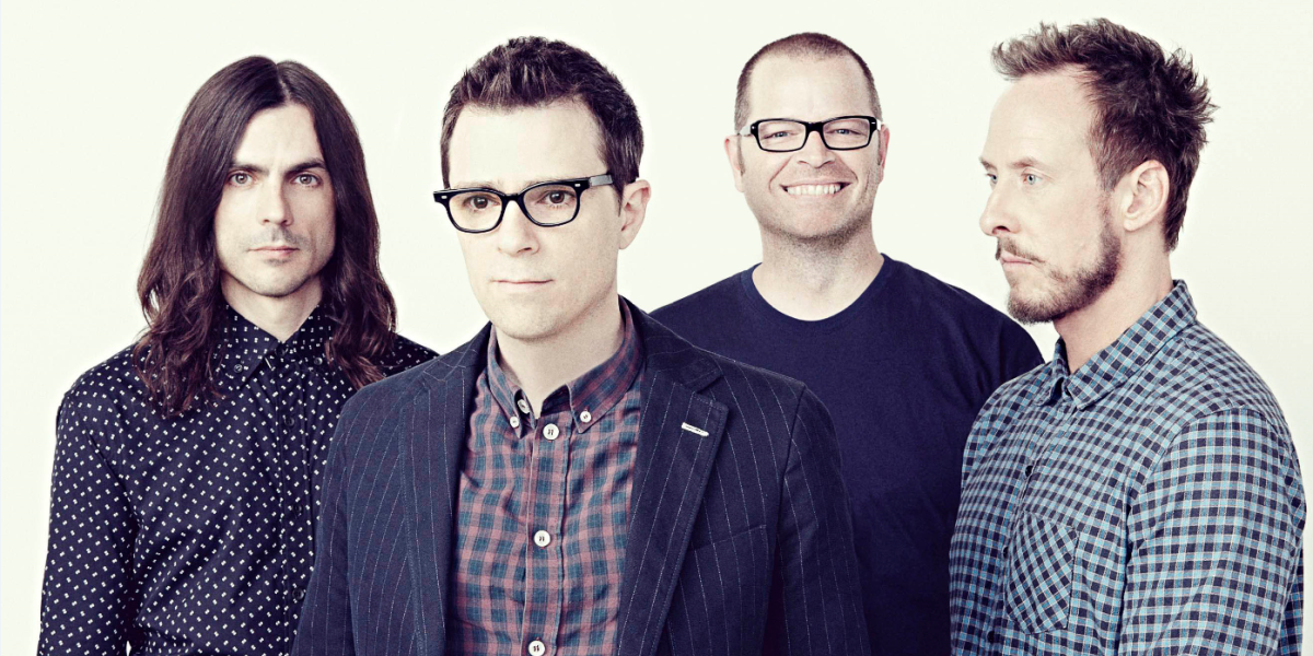 Weezer to perform in Singapore for the first time