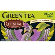 Mint Green Tea (Decaf) from Celestial Seasonings