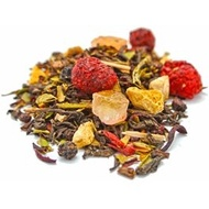 Chocolate, Raspberry, & Candied Lemon (Red Velvet) from Tea Guys
