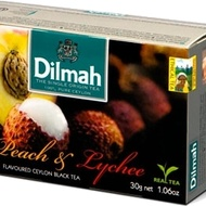 Peach & Lychee from Dilmah