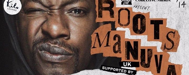 Kilo Live x Collective Minds present Roots Manuva (UK)