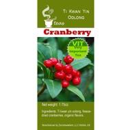 VIT: Cranberry Ti Kwan Yin from 52teas