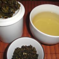 Peach Oolong from Butiki Teas