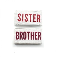 2016 Sister Brother from white2tea