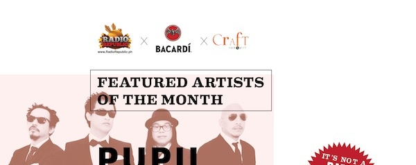 Featured Artists of the Month