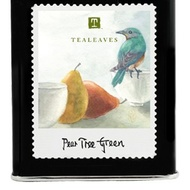 Pear Tree Green (Master Blend No. 2224) from Tea Leaves