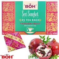 Passion Fruit flavoured tea from BOH Seri Songket