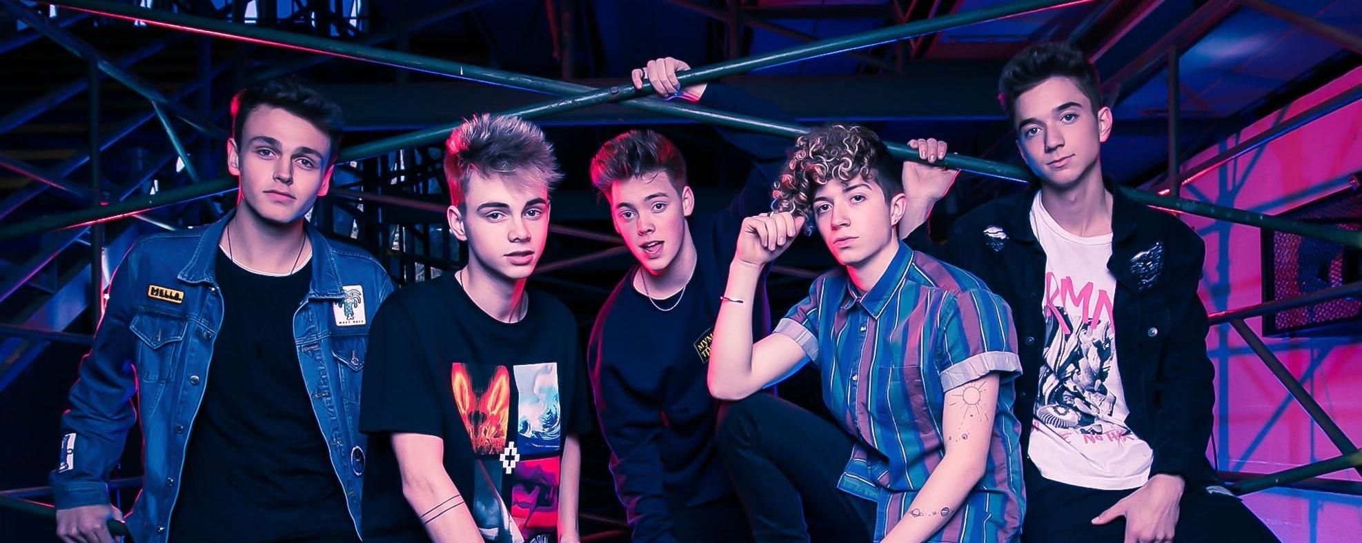 Dance pop group Why Don't We to perform in Singapore