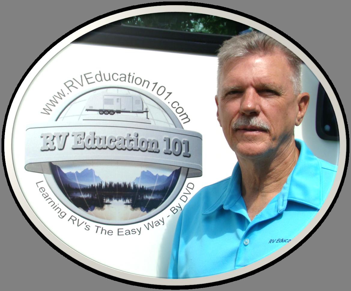 Mark Polk of RV Education 101®