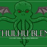 Cthulhu Tea from Custom-Adagio Teas