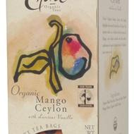 Mango Ceylon with Vanilla from Choice Organic Teas
