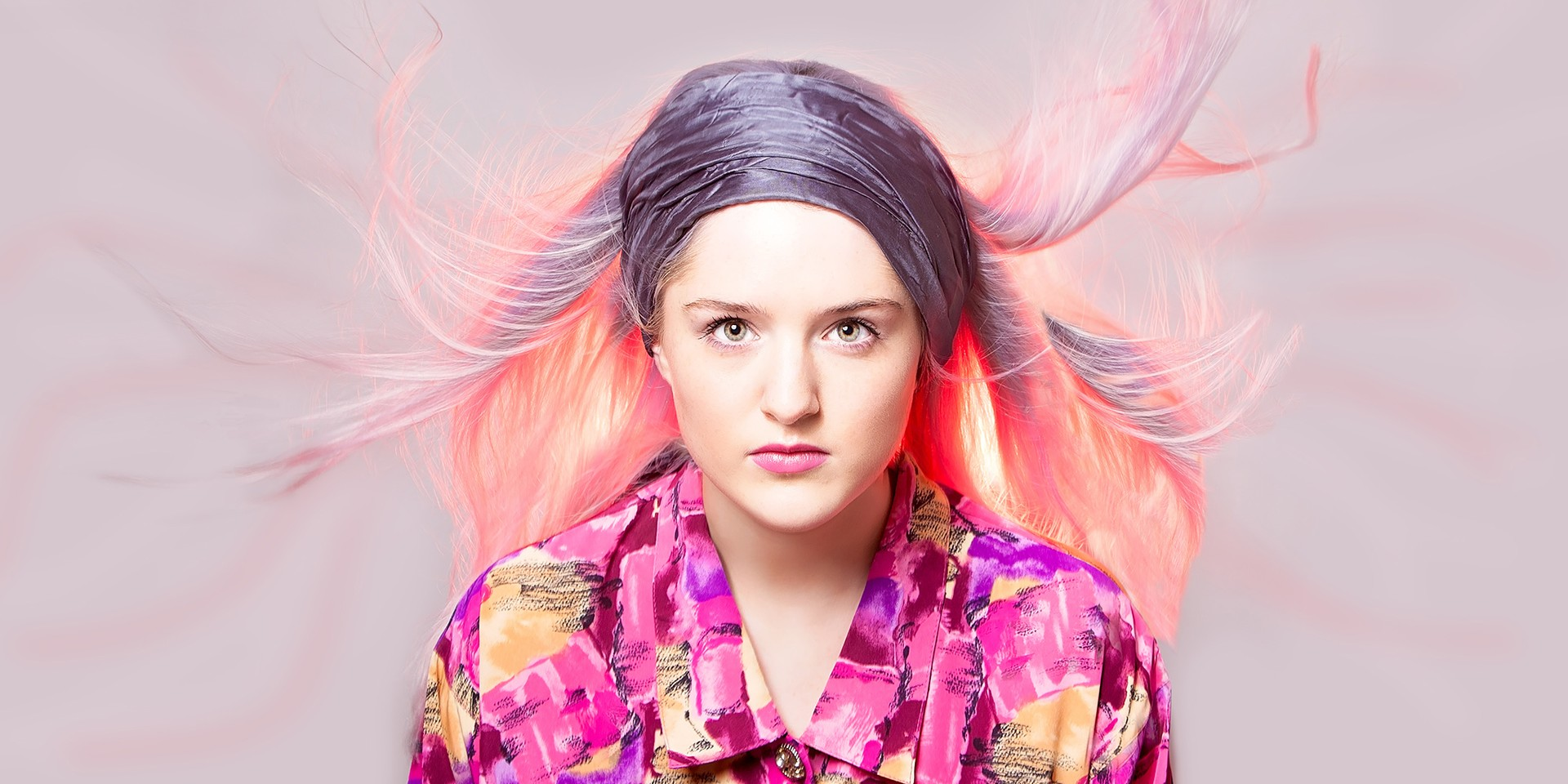 Emerging artist Be Charlotte will perform a free show in Singapore