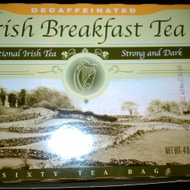 Irish Breakfast Decaffeinated from Trader Joe's