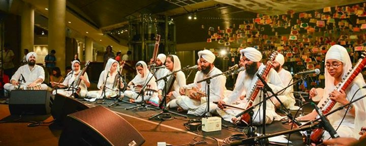 Sikh Kirtans: Singing to the Divine