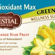 Blood Orange Star Fruit Antioxidant Max (Green Tea) from Celestial Seasonings