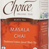 Masala Chai from Choice Organic Teas