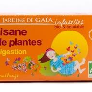 Digestion from Les Jardins de Gaia