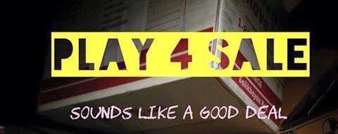 Play 4 Sale: Sounds Like A Good Deal