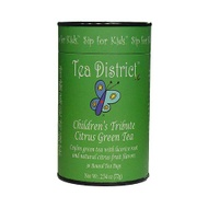 Citrus Green Tea from Tea District