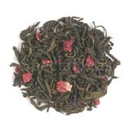 Green Tea Berry Burst Organic (773) from SpecialTeas