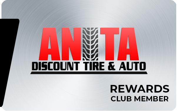 Anita Discount Tire & Auto | Tires River Vale NJ | Auto Repair