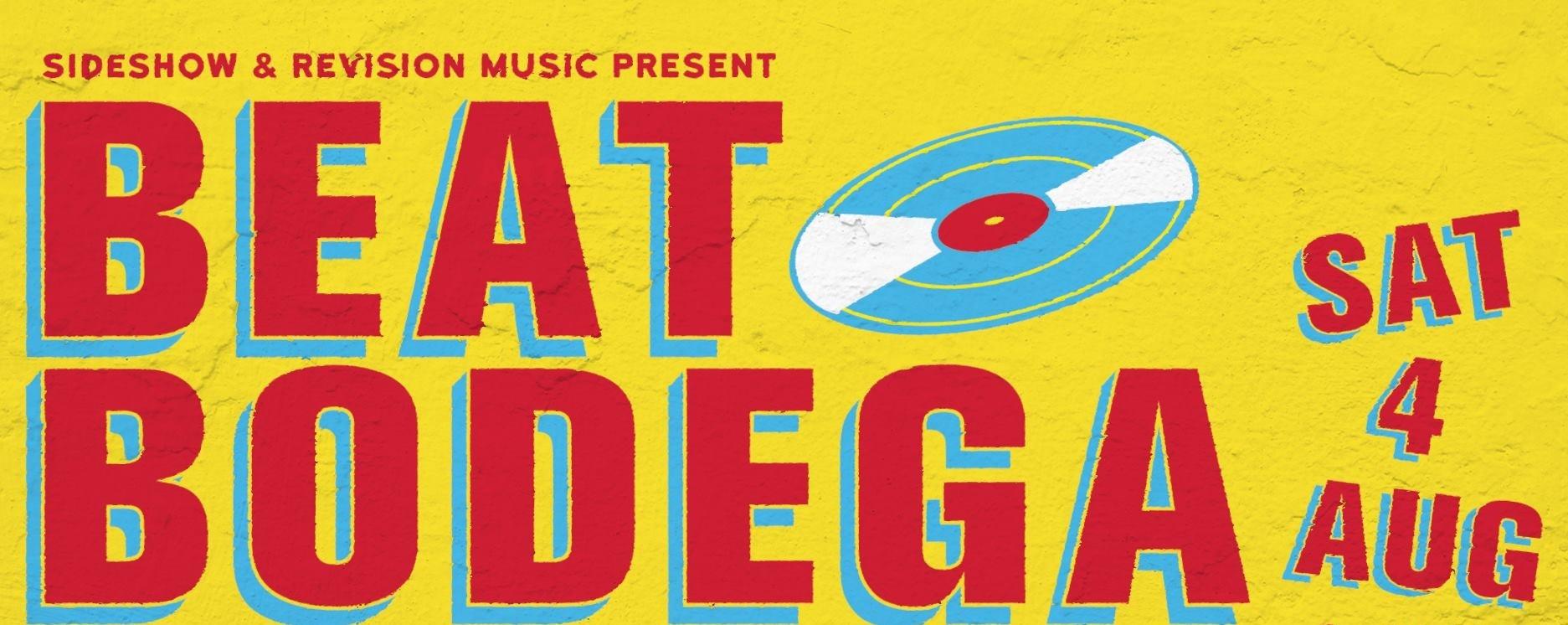 Beat Bodega: Music Market & Jam