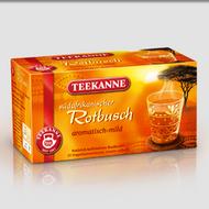 Rotbuschtee from Teekanne