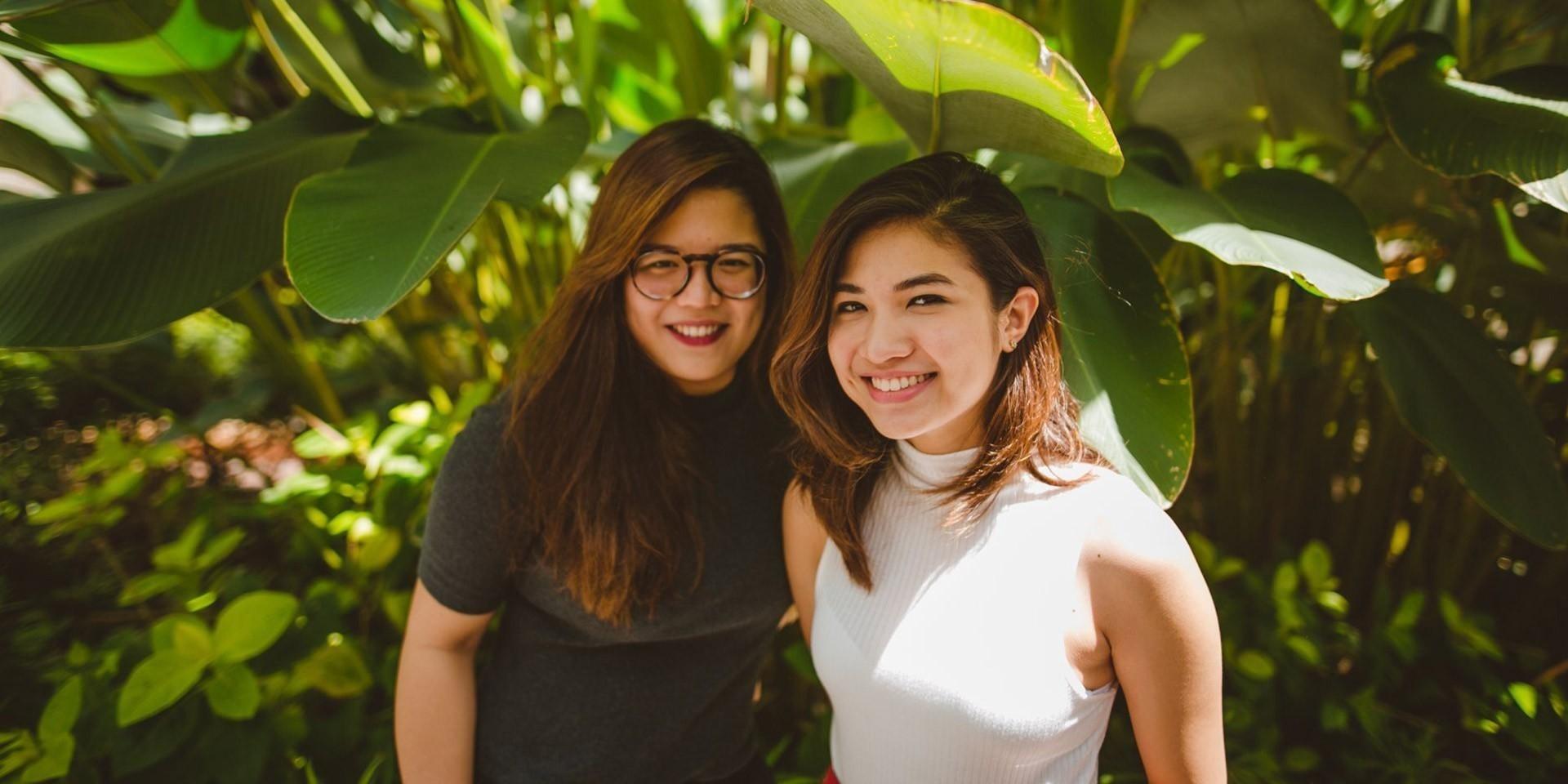 Leanne & Naara share acoustic cover of Nina's 'Someday' – listen