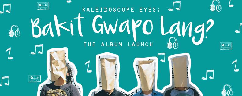 KE: #BakitGwapoLang Album Launch