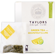 Green Tea with Grapefruit and Lime from Taylors of Harrogate