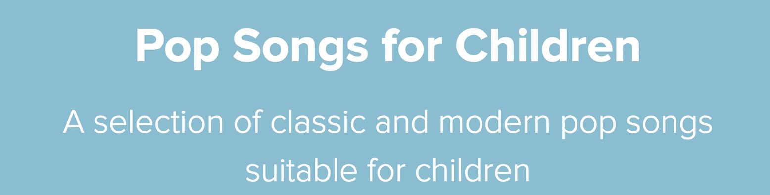 Dabbledoo Music Pop Songs for Children