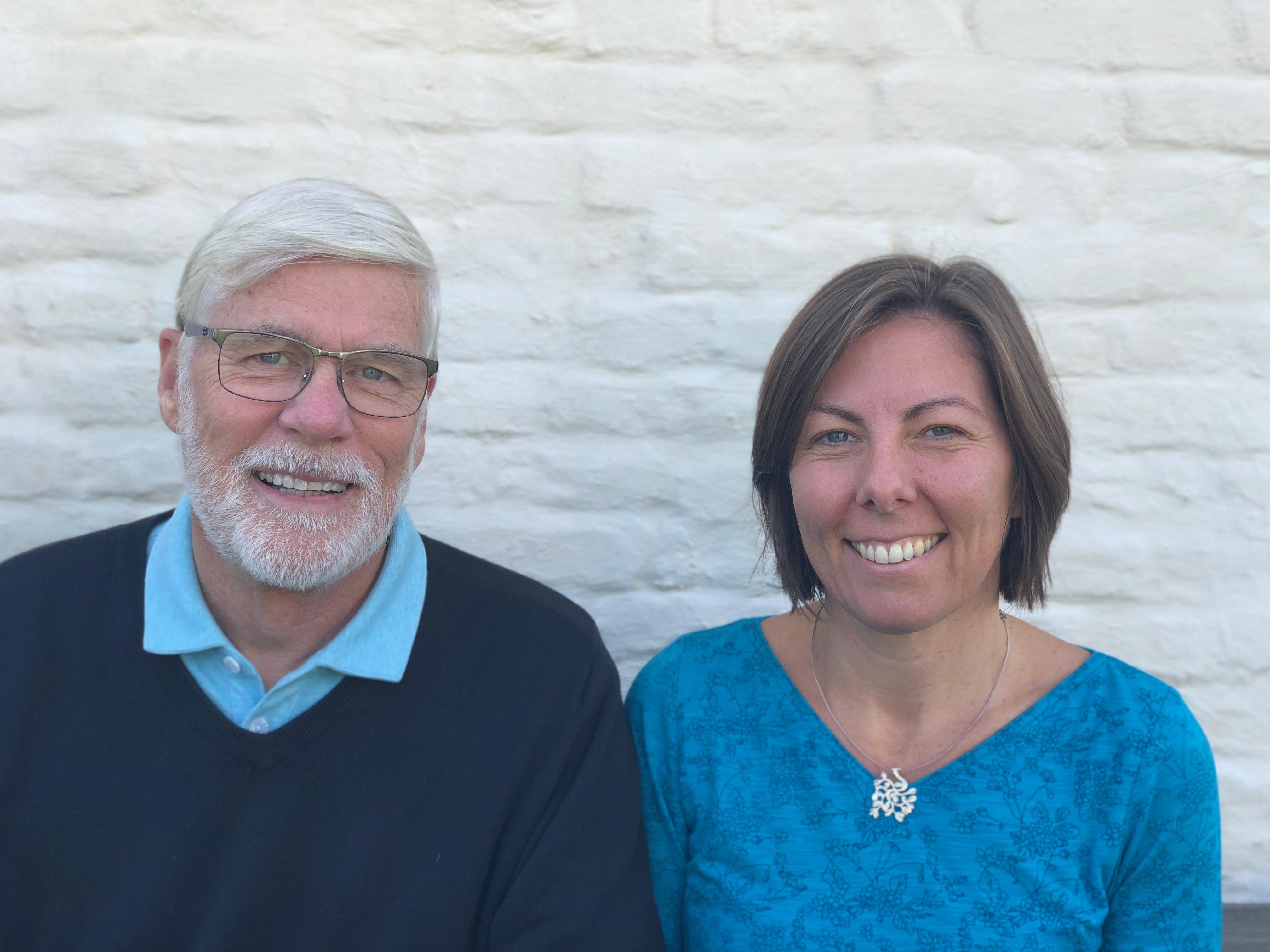 Jim Tamm & Malou Laureys
