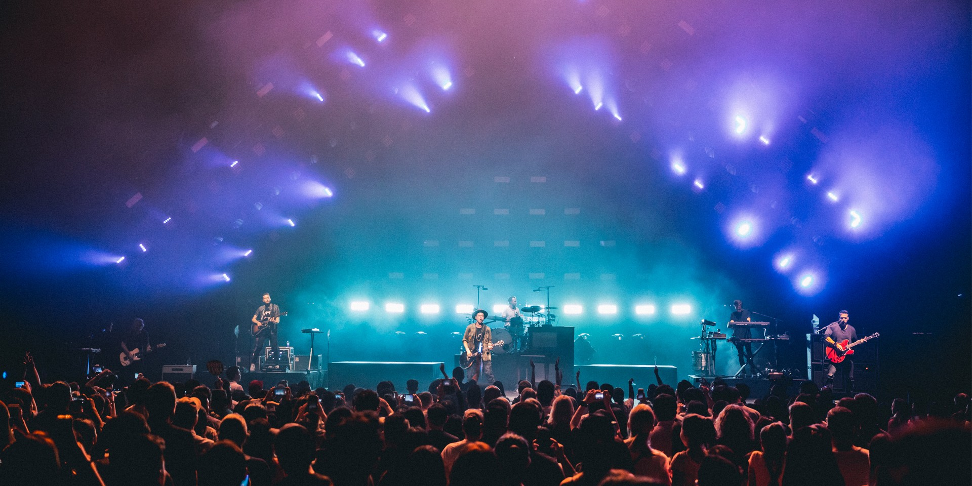 OneRepublic pulls all the right moves at The Star Theatre — gig report