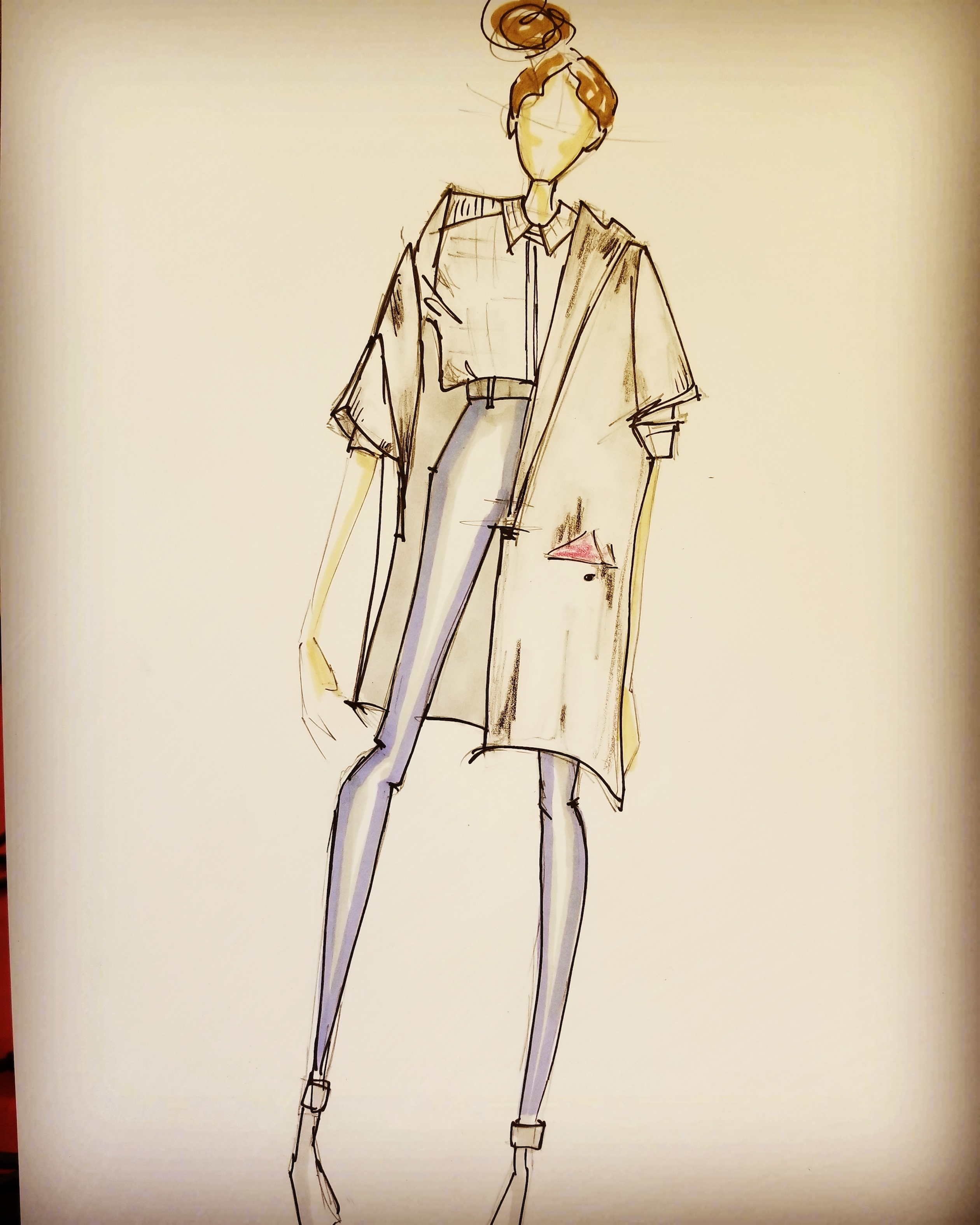 Fashion Illustration For Beginners Awesome Art School With Karen