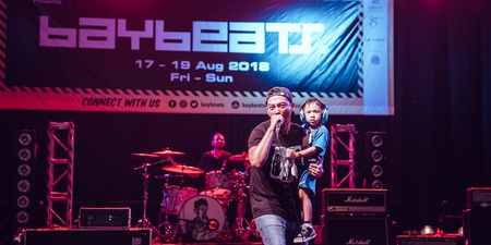 Baybeats 2018 will go down in history as one of the festival's best editions – photo gallery