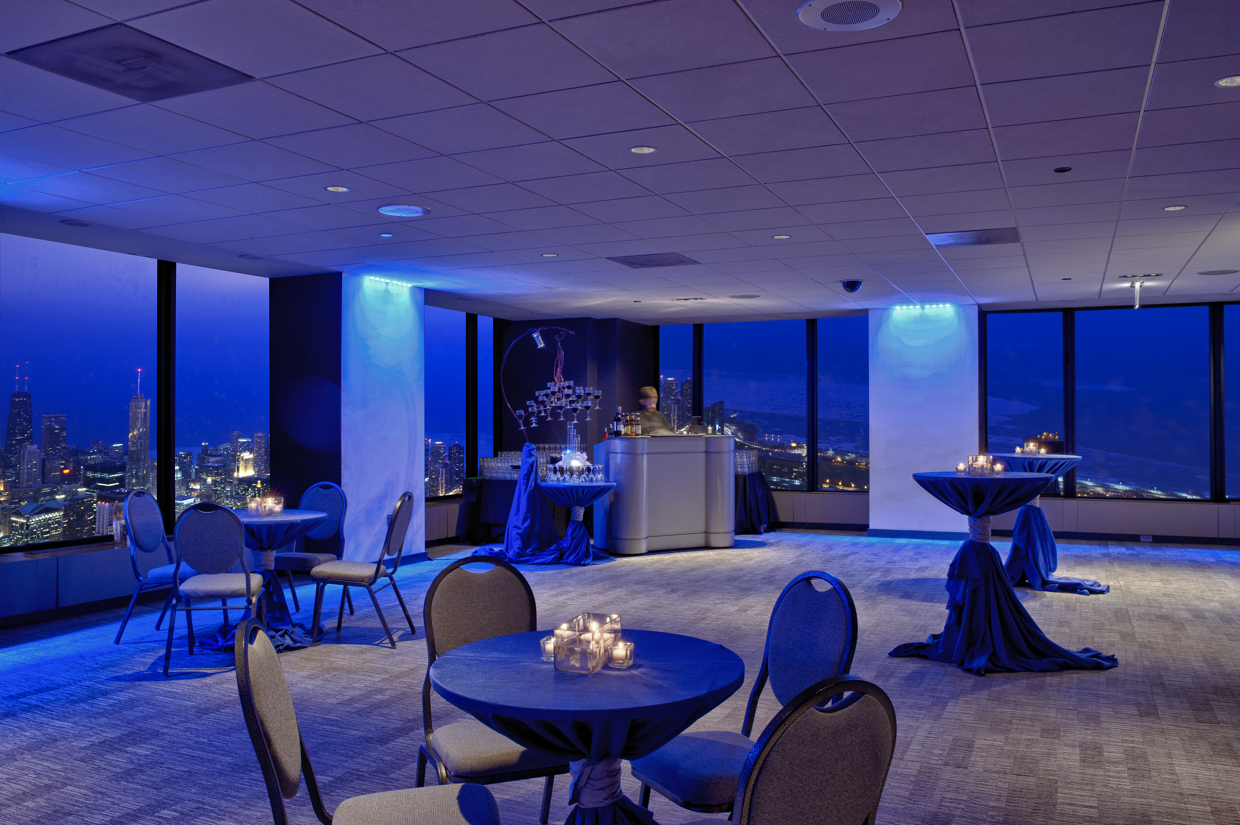 99th Floor Wil Banquet Hall Venue For Rent In Chicago