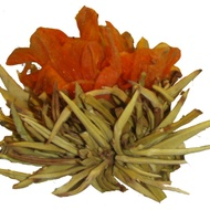 Lovely Lily Blooming Tea from Tea District