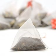 Ripened Loose Pu Erh Pyramid Tea Bag from Teavivre